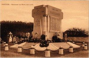 CPA PONTOISE - Monument aux Morts (1914-1918) (68903)