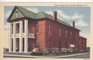Court House , MANTEO , North Carolina , 30-40s