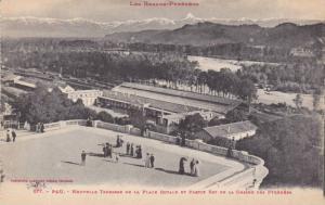 Nouvelle Terrasse de la Place Royale, Les Bassks Pyrenees, PAU, Pyrenees-Atla...