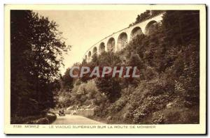 Modern Postcard Morez The Superior Viaduct On The Road From Morbier