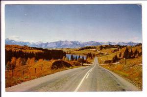 Calgary Banff Highway, Alberta, Used Edmonton Terminal 1958