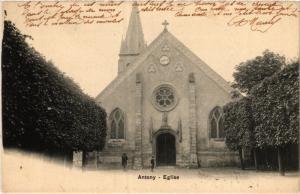 CPA ANTONY L'Eglise (413505)