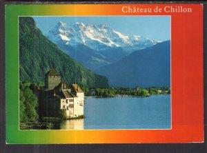 Chillon Castle Near Montreaux,Switzerland BIN