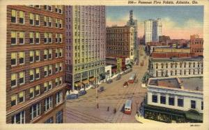 Famous Five Points Atlanta GA Unused
