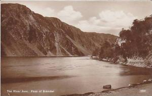 RP; The River Awe, Pass of Brander, Argyllshire, Scotland, United Kingdom, 10...