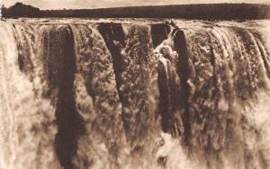 Zimbabwe Rhodesia Victoria Main Fall, Rain Forest, Cascade, Waterfall