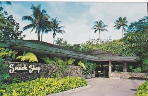Snak Shop, HONOLULU, Hawaii, 40-60´s