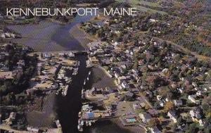 Maine KennebunkportGreetsing From Kennebunkport