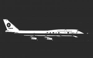 Varig SA Boeing 747-341 At Rio De Janeiro International Airport