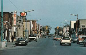 ESSEX , Ontario, Canada, 1940-60s; Talbot Street