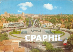 Modern Postcard General View of Unknown Soldier Monument Baghdad Iraq