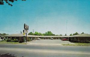 Silver Saddle Motel, Classic Cars, KING CITY, California, 40-60's