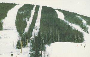 Mont Grand-Fond , Quebec , Canada , 1960-70s ; Ski Slopes