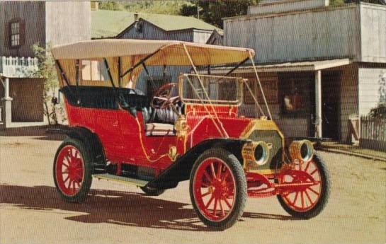 1910 Overland Advertising Best Motors Rochester New York 1962