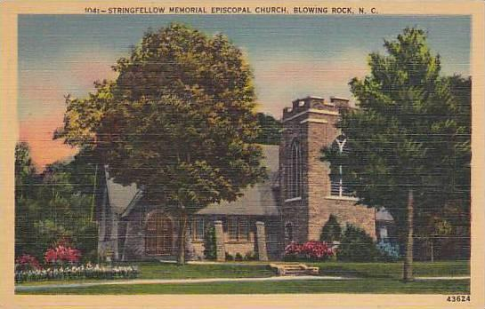 Stringfellow Memorial Episcopal Church, Blowing Rock, North Carolina, 30-40s