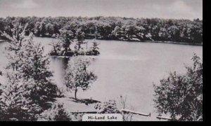 Michigan Hell Highland Lake Dexter Press Archives