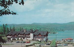 Manoir Saint Castin , Lac Beauport , Quebec , Canada , 50-60s #1
