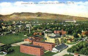 University of Idaho Southern Branch Pocatello ID Unused
