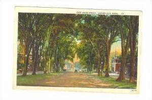 East Main Street, Greenfield, Massachusetts, 00-10s