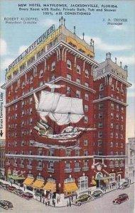 Florida Jacksonville New Hotel Mayflower Tichnor