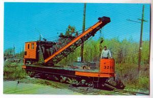 Electric Crane, Seashore Trolley Museum