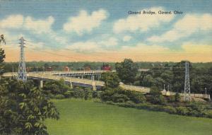 Girard Bridge, GIRARD, Ohio, 1930-1940s