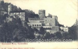 Kuranstalt Burg Hartenstein Austria, Österreich  Kuranstalt Burg Hartenstein