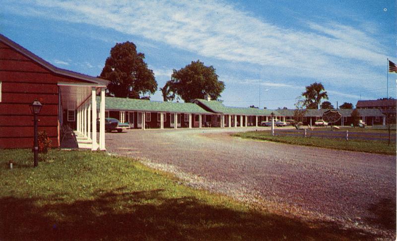 NY - Massena. Stories Village Motel