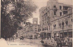 CALCUTTA ,  India , 00-10s ; Esplanade Corner