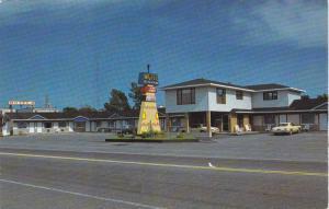Motel Wigwam Inc , Montmagny , Quebec, Canada , 50-60s
