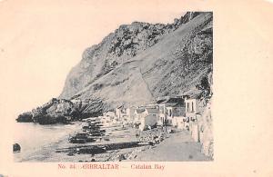 Gibraltar Catalan Bay  Catalan Bay