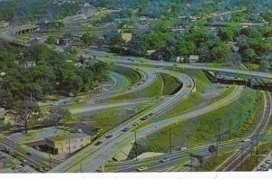 Florida Jacksonville Aerial View Of New Expressway System