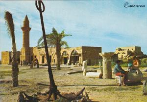 Israel Caesarea Town View