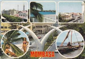 Mombasa , Kenya , 50-70s