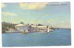 Inverurie Hotel, Bermuda, PU-40-60s