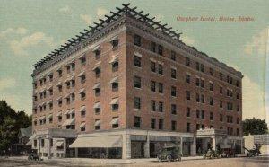 BOISE , Idaho , 1900-10s ; Owyhee Hotel