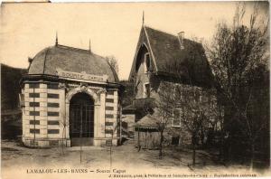 CPA Lamalou-Les-Bains-Source Capus (255540)