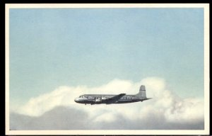 Aviation Airplane SAS Scandinavian Air System Douglas DC 6