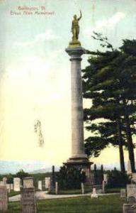 Ethan Allen Monument