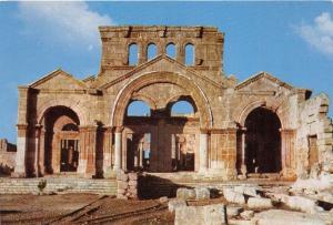 BG9449 st simon convent  syria