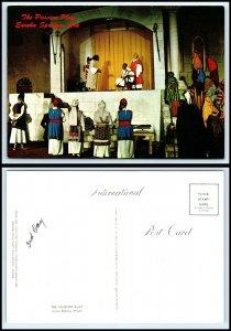 ARKANSAS Postcard - Eureka Springs, The Passion Play AZ4