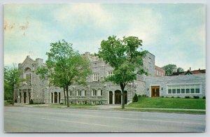 Kansas City Missouri~First Baptist Church~Robert G Middleton Minister~1950s