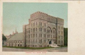 FALL RIVER , Massachusetts , 1901-07 ; Armory