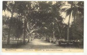 Conakry or Konakry (Malinké: K&#596 nakiri) ,Guinea, 00-10s Jardin d'essai d...