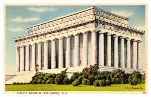 10299   Washington D.C. Lincoln Memorial