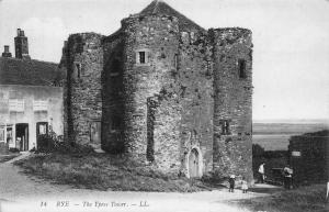 Rye The Ypres Tower LL Postcard