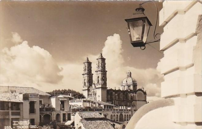 Mexico Taxco The Cathedral Photo