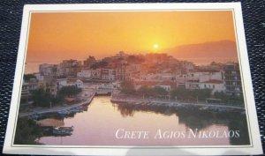 Greece Crete Agios Nikolaos - posted 1990 001