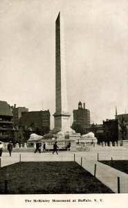 President McKinley Monument at Buffalo, NY