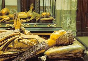 Brugge O.L Vrouwkerk, Praalgraf van maria van Bourgondie, Tombeau